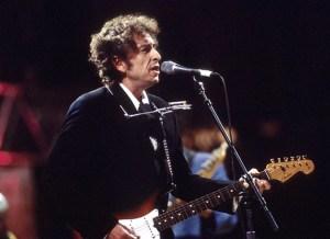 Bob Dylan, en directo desde Nueva York.