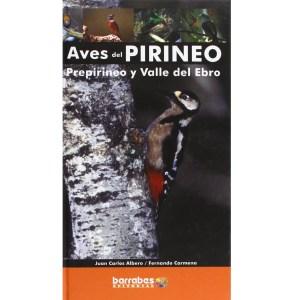 Aves del Pirineo, Prepirineo y Valle del Ebro.