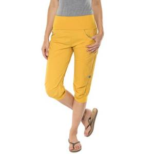noya shorts yellow