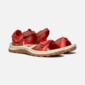 Terradora Sandal Dark Red