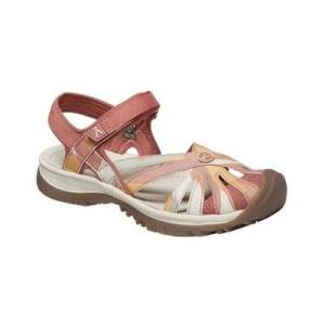 Rose Sandal Brick Dust