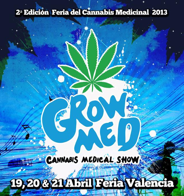 Feria del Cannabis Medicinal Growmed en Valencia