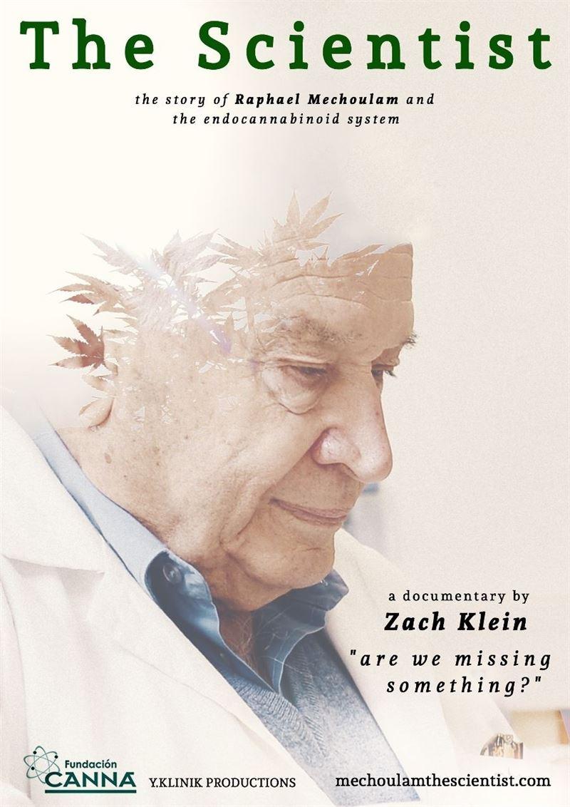 INTERESANTE DOCUMENTAL; The Scientist (El científico – Prof. Rafael Mechoulam)