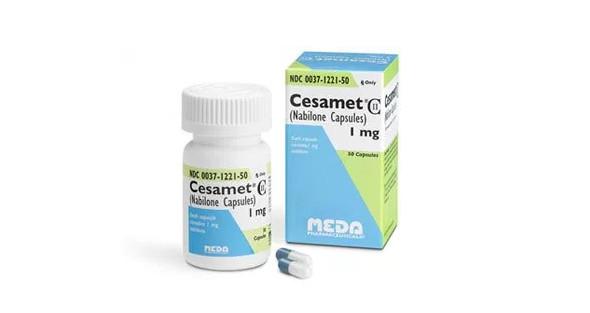 Medicamentos con cannabinoides: CESAMET