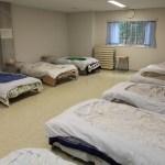 寮施設紹介 | 病室も充実しています
