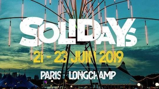 Les Solidays : du 21 au 23 Juin 2020