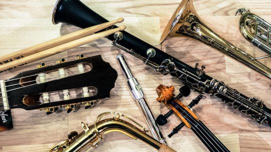 Les 5 meilleurs instruments de musique pour débuter