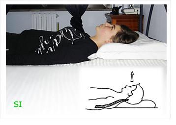 Le posizioni e i movimenti per prevenire il mal di schiena