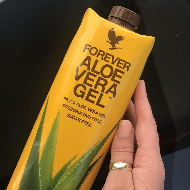 Aloe Vera Gel von Forever