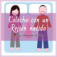 4 Opciones de Colecho con un Recién nacido