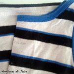 Camiseta - Cómo marcar ropa de niños sin planchar ni pegatinas