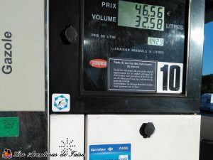 Precio Gasolina Francia Barata Carrefour - Viajando de España a Alemania en Coche