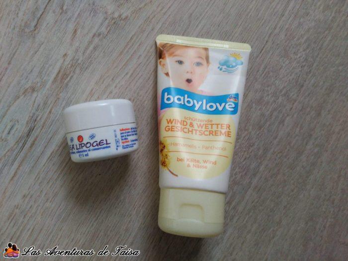 Importante usar crema para proteger del frío y viento