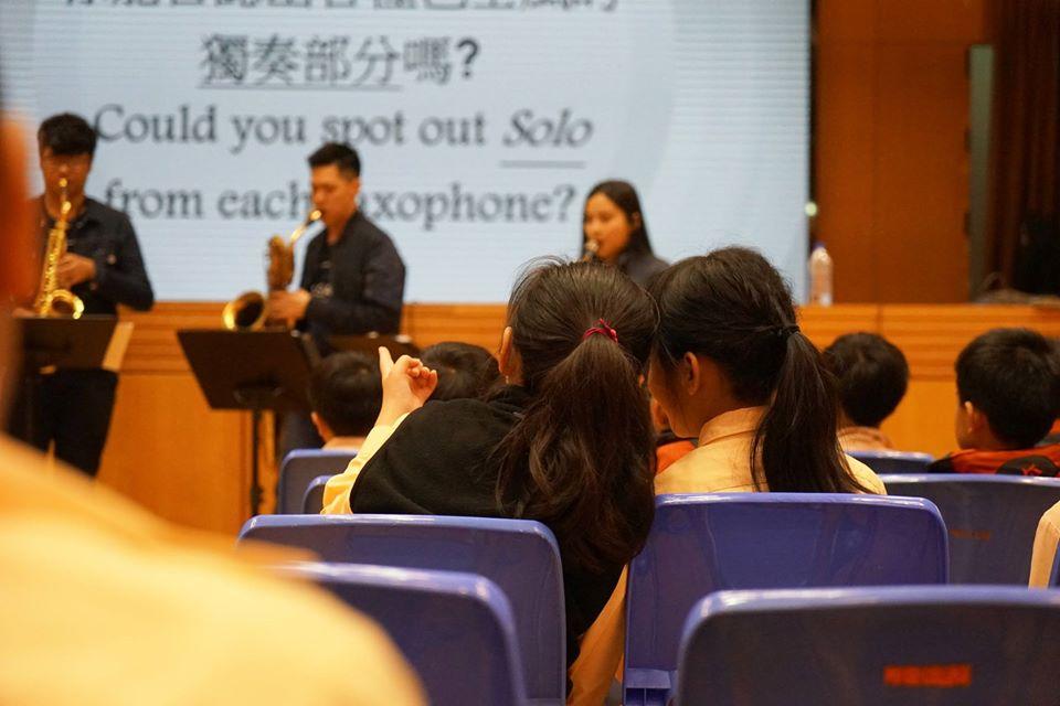 School Programme - #LASAXHONGKONG