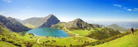 Lagos de Covadonga - Picos de Europa