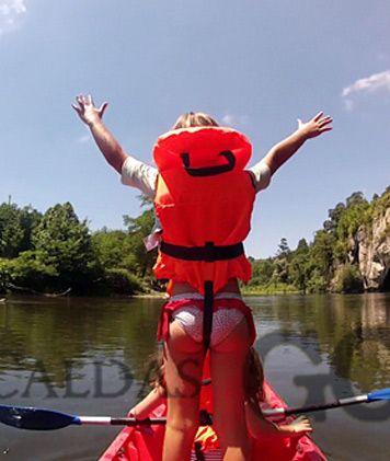 descenso canoa oviedo
