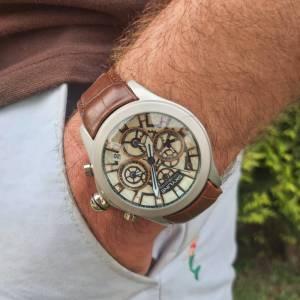 reloj crono las caprichosas