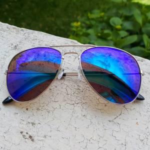 gafas de sol aviador tornasoladas las caprichosas