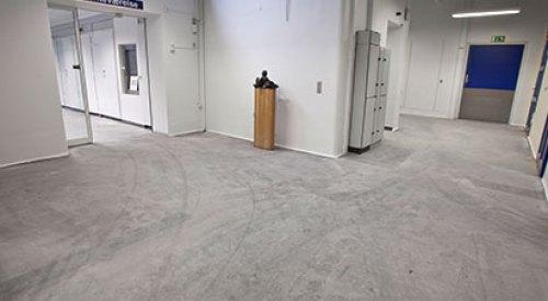 Bodenbelag Sanierung