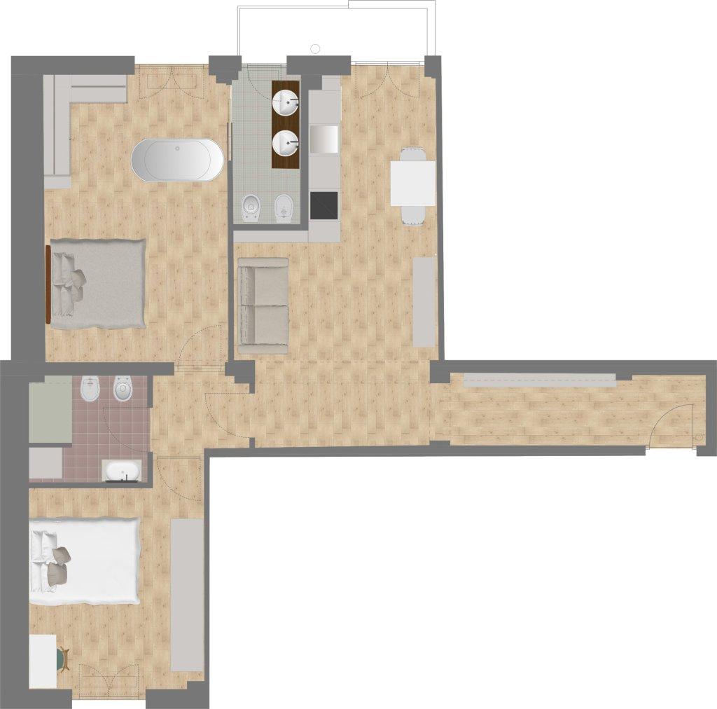 planimetria-interior-design-milano-architetti-trilocale-ristrutturazione