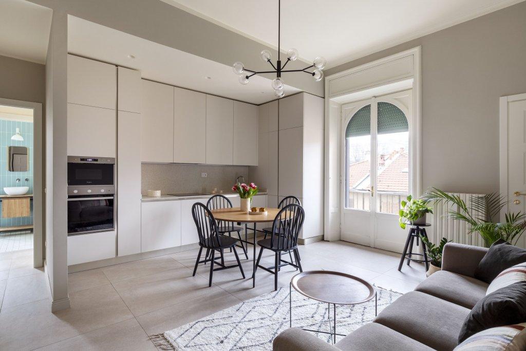 cucina soggiorno ristrutturazione