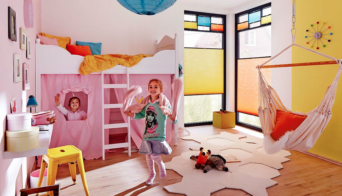 5 idee per arredare le camerette dei bambini
