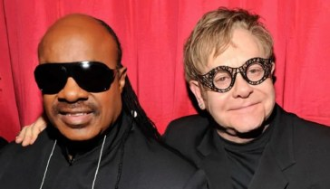 Elton John e Stevie Wonder insieme per un nuovo singolo: Finish Line [ASCOLTA]