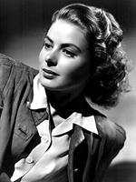 mi morena foto de Ingrid Bergman del Garbo al Hollywood dorado