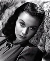 mi morena foto de Vivian Leigh del Garbo al Hollywood dorado