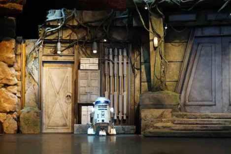 Mi morena Star Wars R2D2