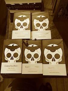 Mi morena El cuervo de Poe libros