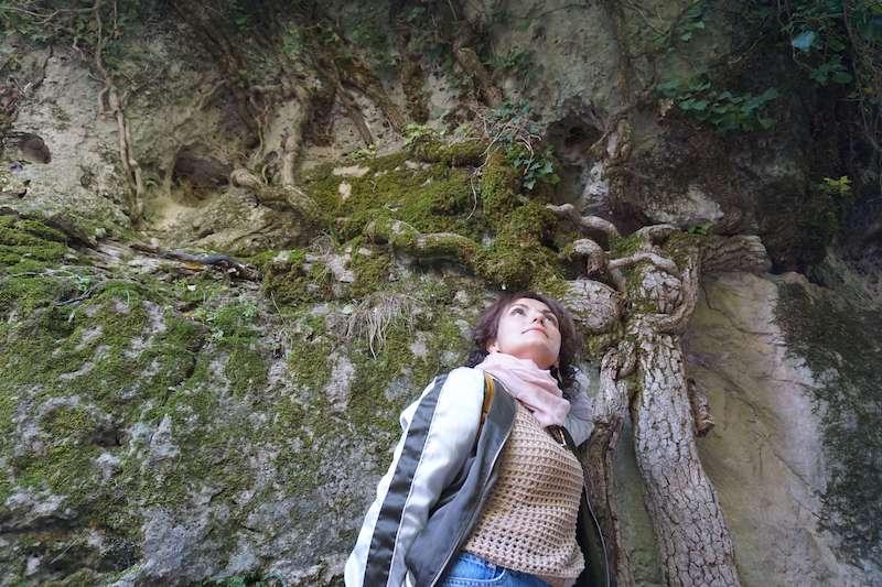 Mi morena Marioneta descolgada morena y árbol