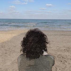 Mi morena Como vuelves a ella mirando el mar