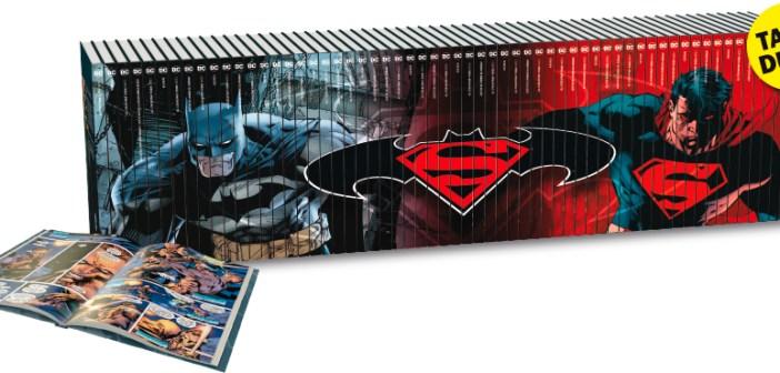 Reseña de la Colección Batman y Superman de Salvat