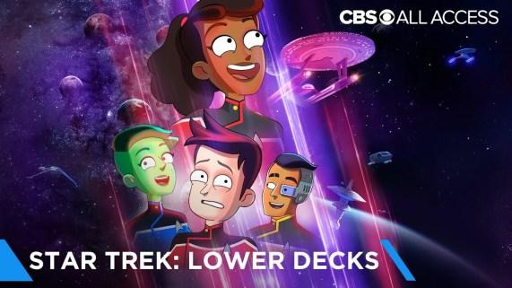 Reseña de Star Trek: Lower Decks. De lo mejor de la franquicia -  Lascosasquenoshacenfelices