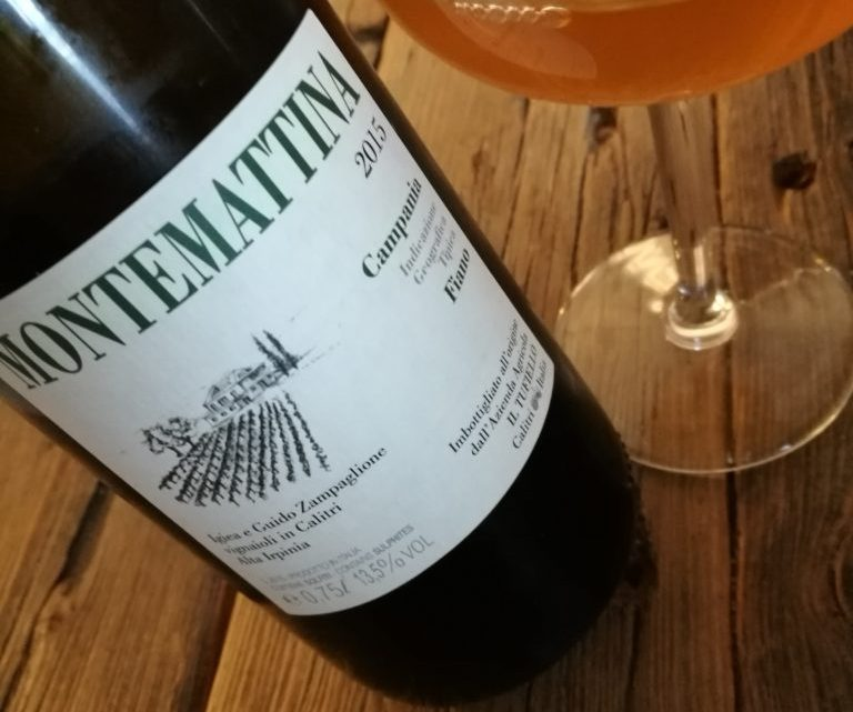 Il Tufiello – Montemattina 2015