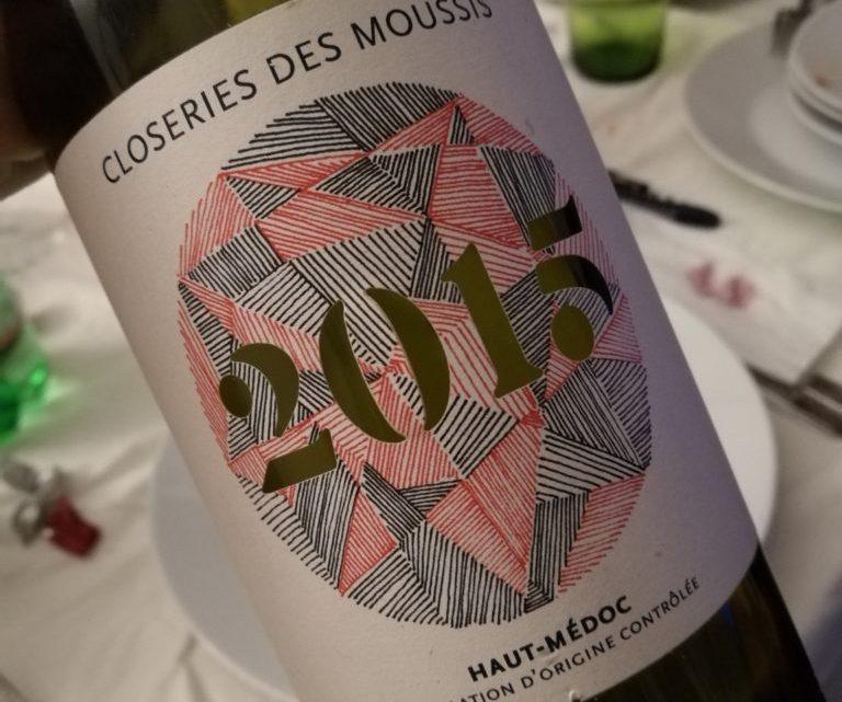 Closeries des Moussis – Haut-Médoc 2015