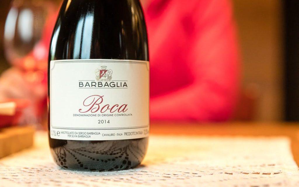 Azienda vitivinicola Barbaglia – Boca 2014