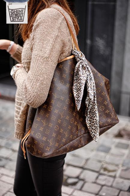 bolsos en los que invertir Shopping bag Vuitton