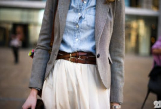 look with belts
