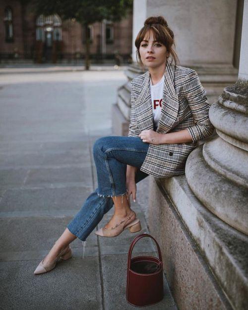 Blazer & Jeans la pareja perfecta | Blazer & Jeans the perfect couple