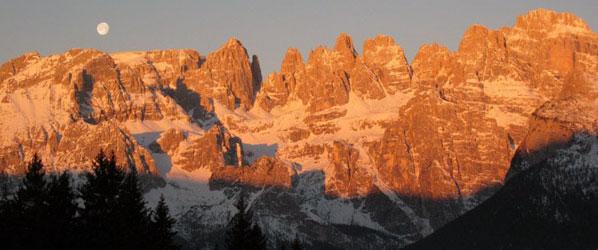Come raggiungere lAzienda Agricola La Selvatica a Madonna di Campiglio in Trentino Dolomiti