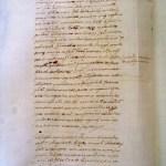 Atto di affidamento 1621 - La Separazione o Licenza a cura del ceto degli Orefici - pag.2