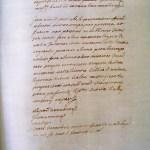Atto di affidamento 1621 - La Separazione o Licenza a cura del ceto degli Orefici - pag.3