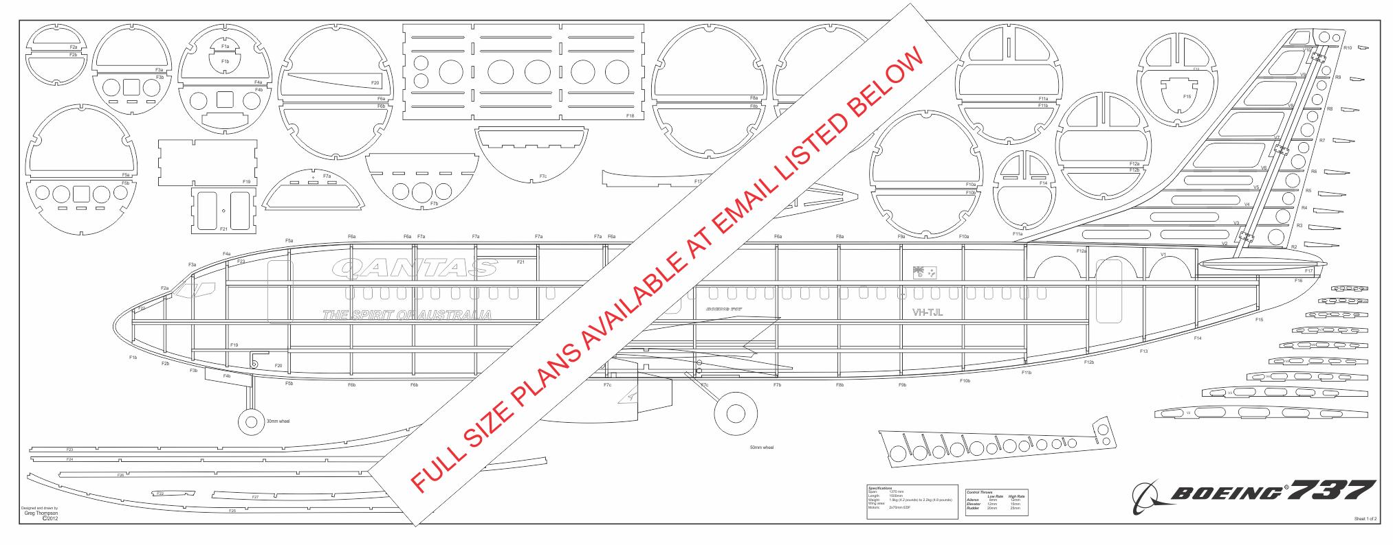 Boeing 737 Laser Design Services