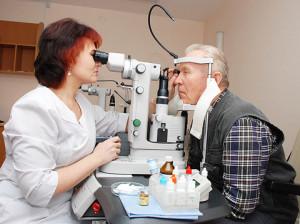 Лечение катаракты бесшовным методом