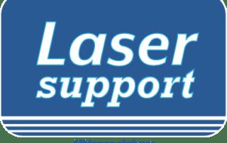 Laser-Support Logo