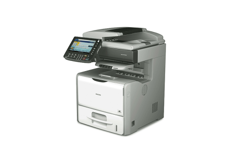 Laser-Support Printer Ricoh