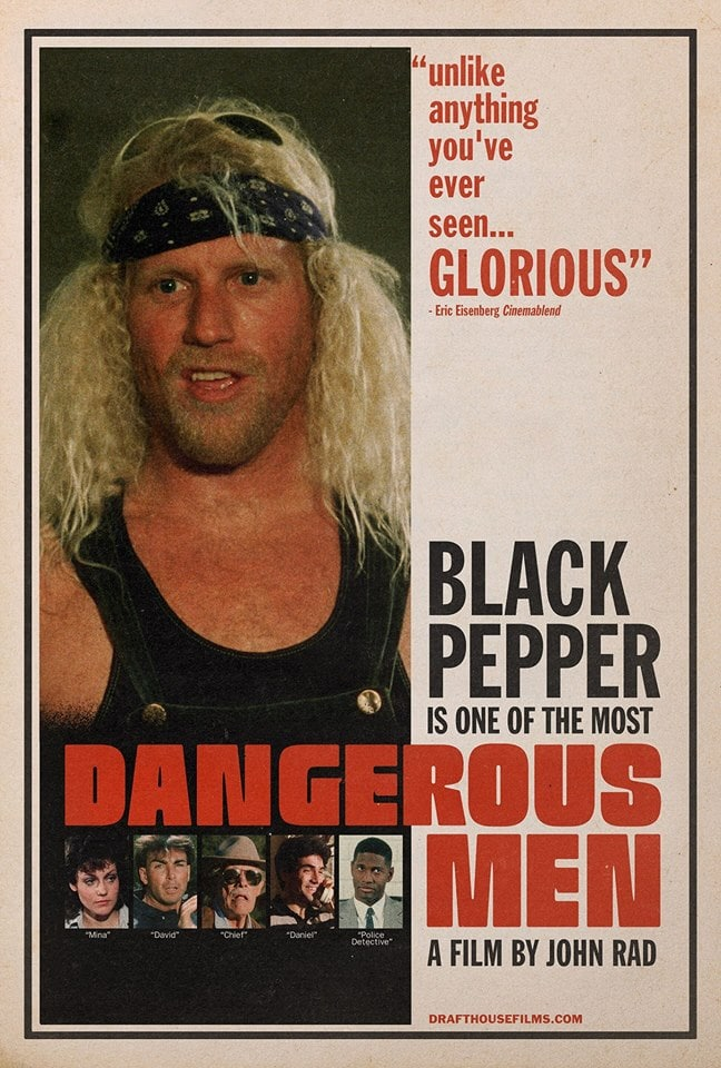 Dangerous Men - The Laser Blast Film Society