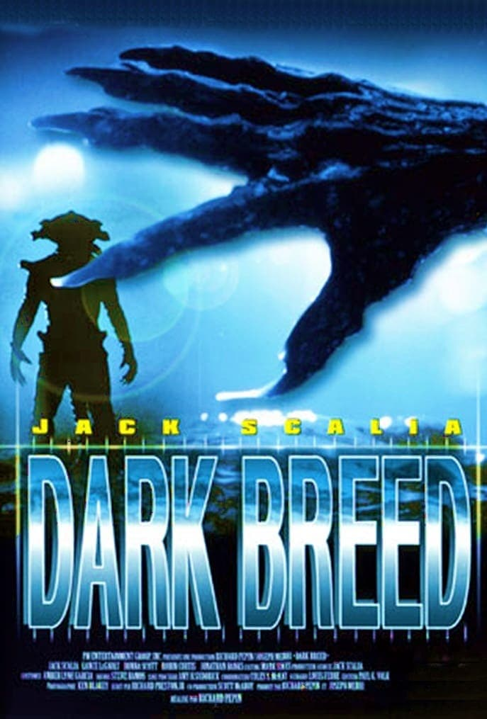 Dark Breed Poster - The Laser Blast Film Society